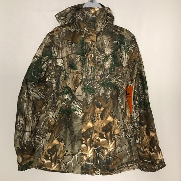 df8911eccd08c Field & Stream Jackets & Coats   Womens Field Stream Real Tree Camo ...
